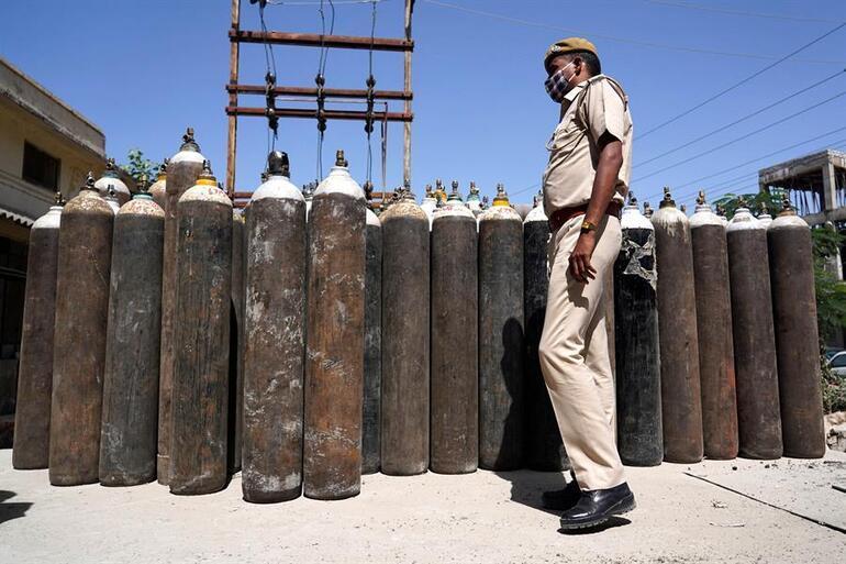 Covid felaketi yaşayan Hindistan nasıl bu hale geldi Anahtar kelime: Süpermodel
