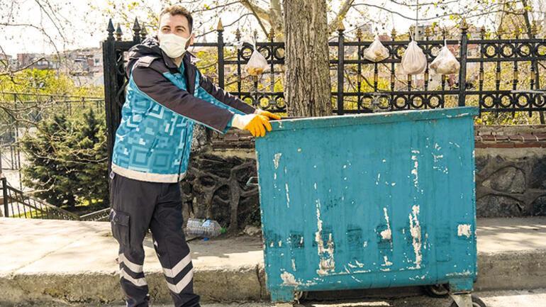Çöpteki gıda israfı üzüyor