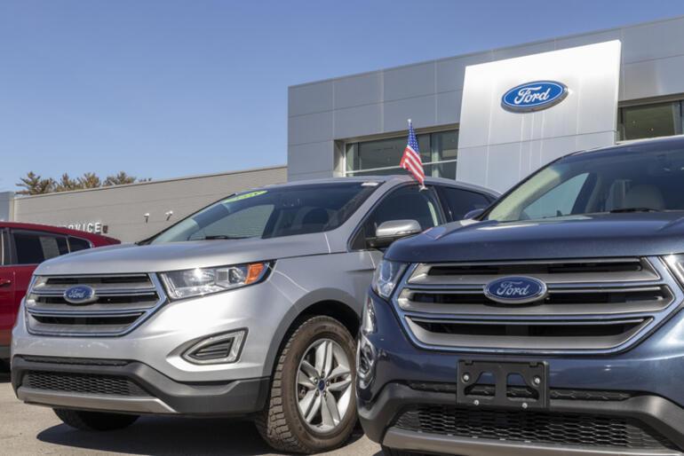 ABDli otomotiv üreticisi de çip krizi kurbanı Üretimi durdurduğunu duyurdu