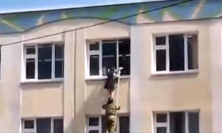 Son dakika... Rusyada okula silahlı saldırı: Ölü sayısı artıyor