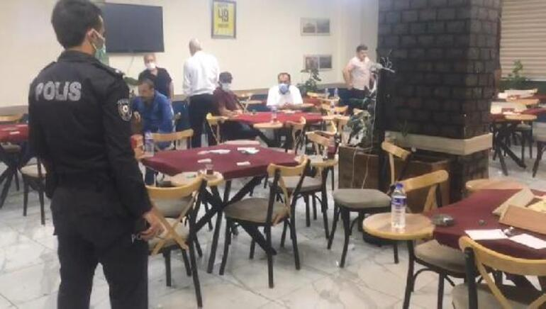 Bursada daha önce 3 kez basılan kafede ceza yağdı