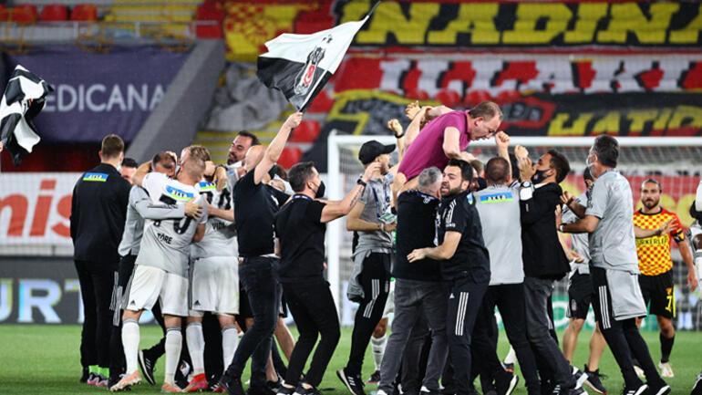 Süper Ligde 16. kez şampiyon olan Beşiktaş kasasını dolduracak Yaklaşık 600 milyon...