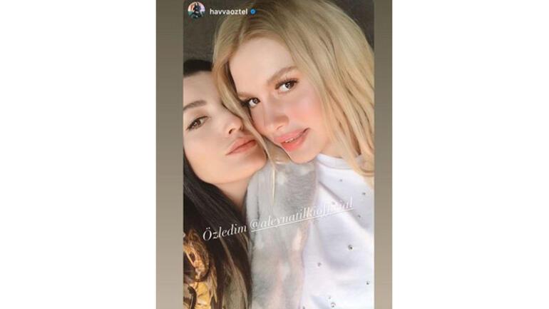 Aleyna Tilkinin annesi Havva Öztel kimdir Havva Öztel sosyal medyayı paylaşımlarıyla salladı