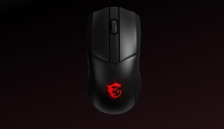 MSI, yeni kablosuz oyuncu faresini tanıttı