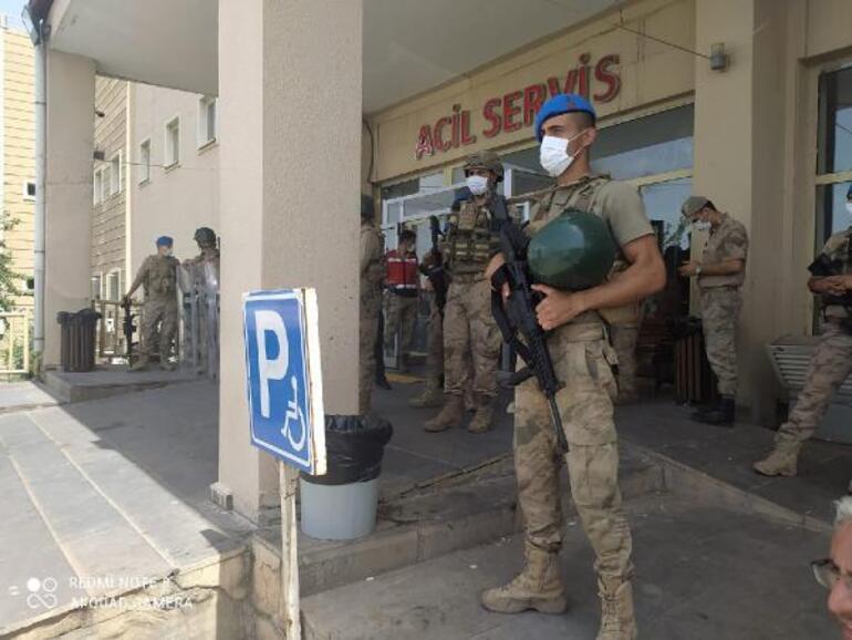 Şanlıurfada dehşet 2 aile arasında silahlı kavga 3 ölü, 6 yaralı