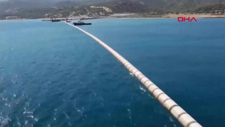KKTC Sulama İletim Tüneli Açılış Töreni... Cumhurbaşkanı Erdoğan: Ömrü dolmuş formüllerle zaman kaybedilmemeli