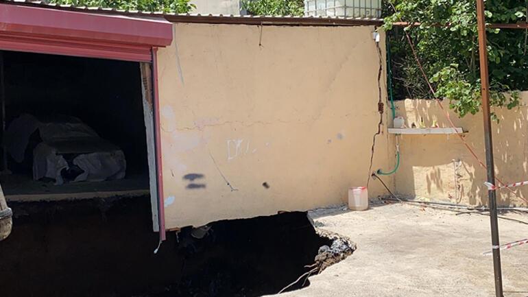 Ümraniyede panik 2 bina boşaltıldı