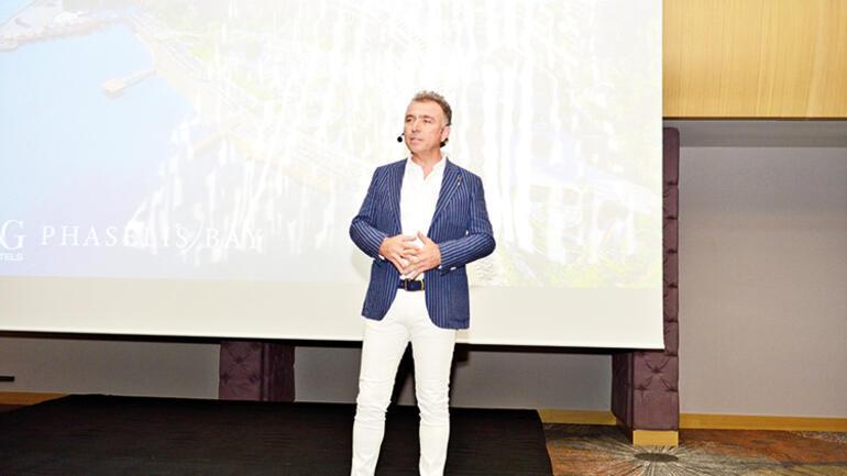 Antalya'ya 1.5 milyar TL'lik otel