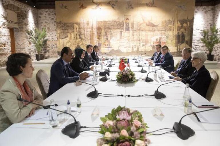 Son dakika... Cumhurbaşkanlığı Sözcüsü Kalın, ABD Dışişleri Bakanı Yardımcısı ile görüştü