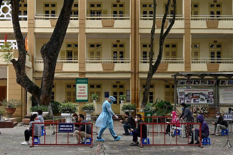 Vietnamda ortaya çıktı: İngiliz ve Hint varyantlarından yeni bir mutasyon doğdu