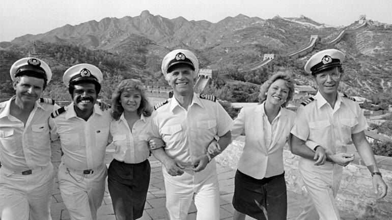 Aşk Gemisi'nin kaptanı Gavin MacLeod hayatını kaybetti
