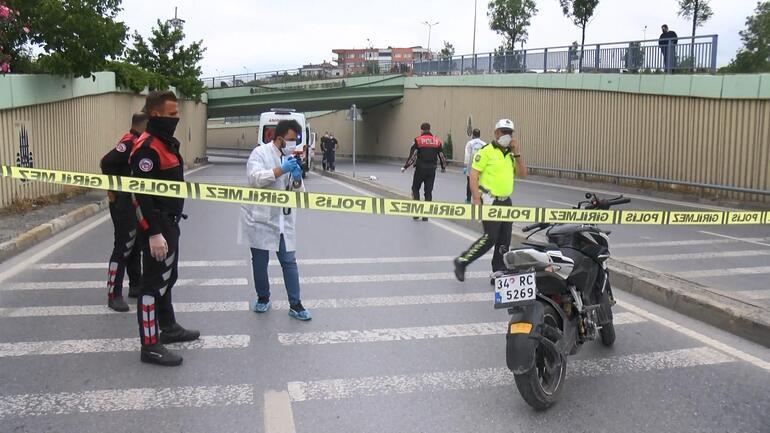Avcılarda feci kaza; motosikletteki 19 ve 15 yaşındaki 2 genç hayatını kaybetti