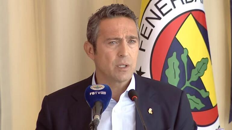 Son Dakika Haberi... Fenerbahçe Başkanı Ali Koç konuştu... Emre Belözoğlu dönemi bitti Fenerbahçede yeni teknik direktör kim olacak, ne zaman açıklanacak
