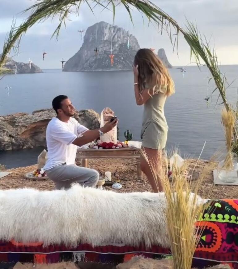 Son dakika: Mohammed Alsaloussi, Şeyma Subaşına evlilik teklifi etti...