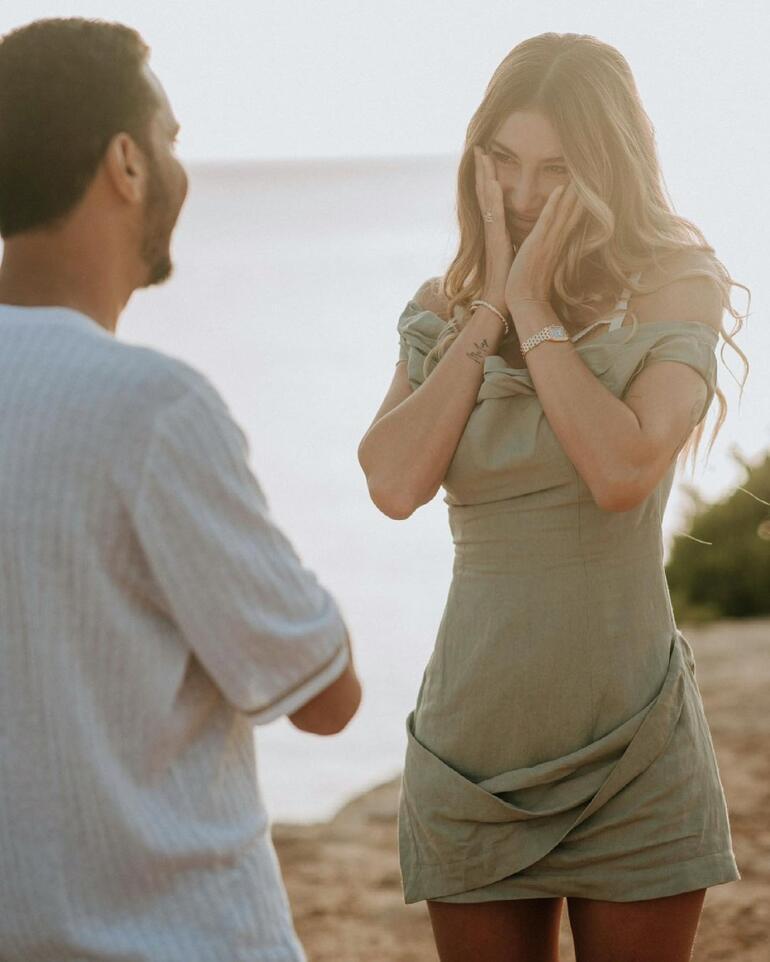 Mohammed Alsaloussi, Şeyma Subaşına evlilik teklifi etti...