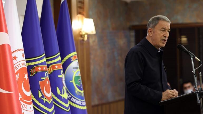Son dakika: Milli Savunma Bakanı Akar açıkladı Bütün zamanların rekorunu kırdı