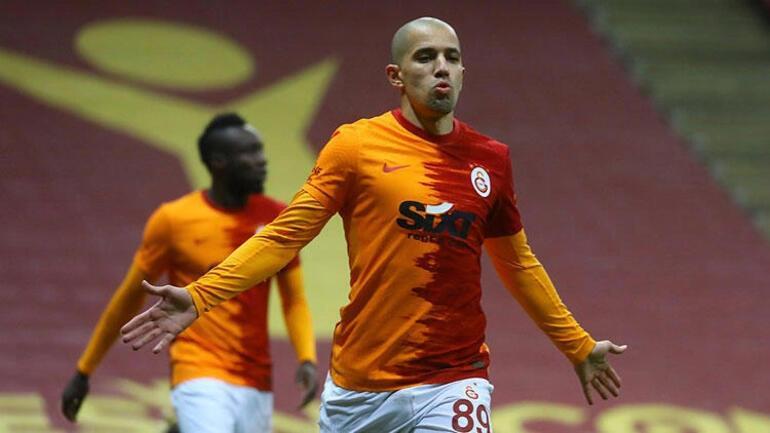 Son Dakika Transfer Haberi: Sofiane Feghouli ve Henry Onyekuruya aynı takım talip oldu Galatasaray sıcak bakıyor...