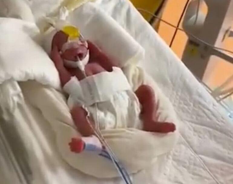 Dünya bu olayı konuşuyor... Güney Afrikalı kadın 10 çocuk doğurdu