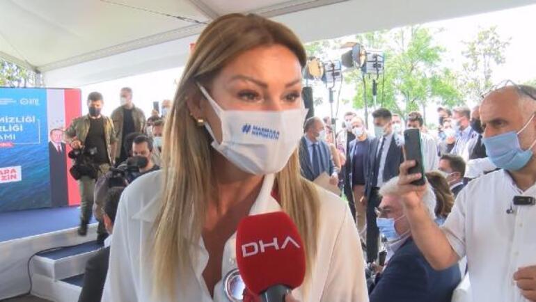 Son dakika: Müsilaj temizleme seferberliği Marmara Hepimizin sloganıyla başladı