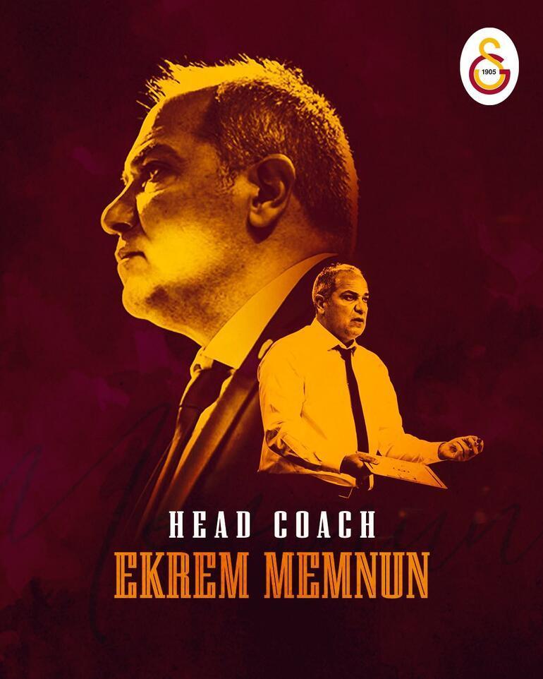 Son Dakika Haberi... Galatasaray, Ekrem Memnun ile yeni sözleşme imzaladı