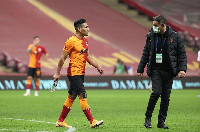 Son dakika transfer haberi Galatasaray için gemileri yaktı Gitmeme izin verin