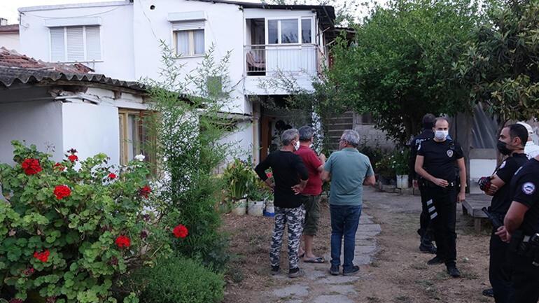Antalyada akılalmaz olay Önce gasbetti sonra kendisini eve kilitledi