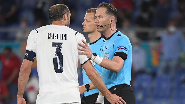 Son Dakika Haberi... EURO 2020de Türkiye-İtalya maçında penaltı krizi Büyük tepki var ama yeni kural...