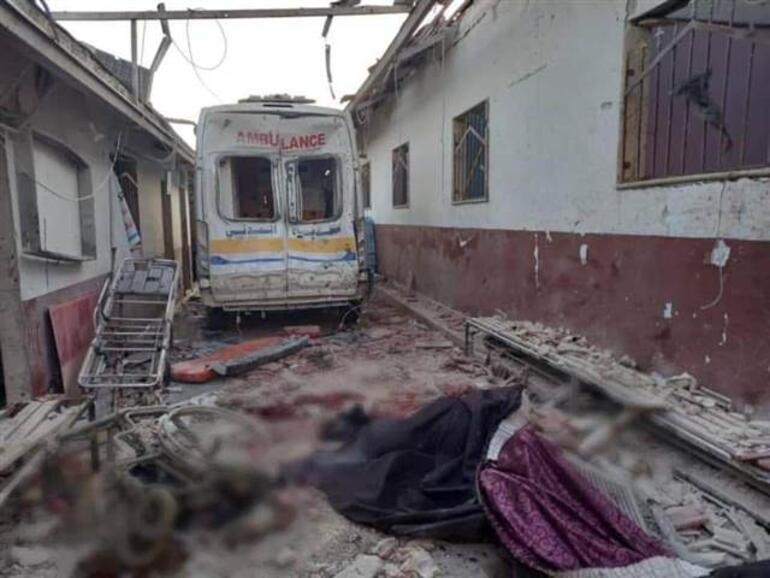 Son dakika: PKK Afrin'de hastaneye saldırdı! 13 sivil hayatını kaybetti -  Son Dakika Haberleri İnternet