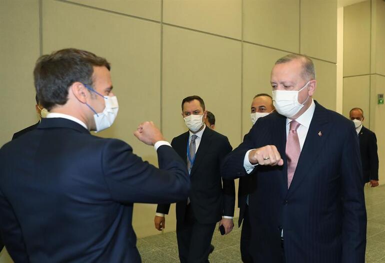 Son dakika haberi: Kritik NATO Zirvesi başladı...  Biden, Erdoğanın yanına geldi İşte toplantıya damga vuran anlar..