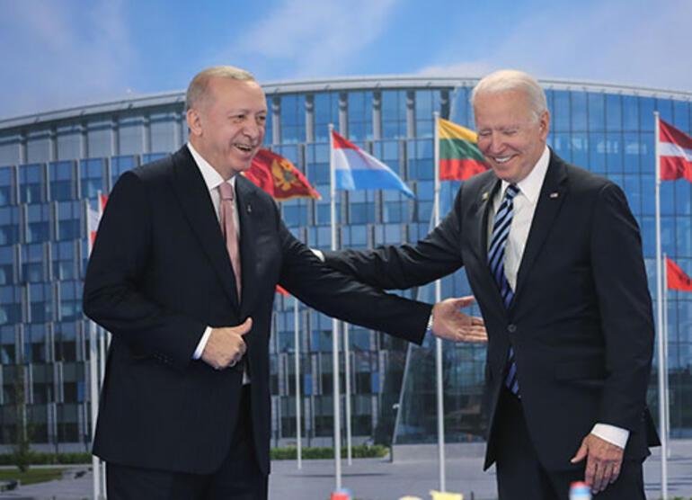 Son dakika... Belçikadaki NATO Zirvesi sırasında gerçekleşen Erdoğan-Biden görüşmesi sona erdi