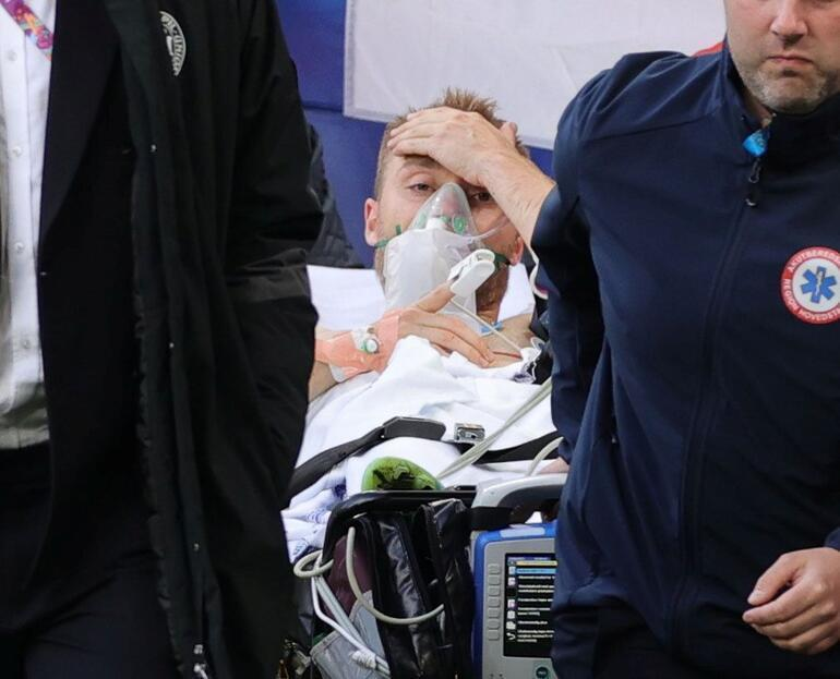 Last Minute: Christian Eriksen shared his first post from the hospital and told about his latest situation. He gave the good news personally...