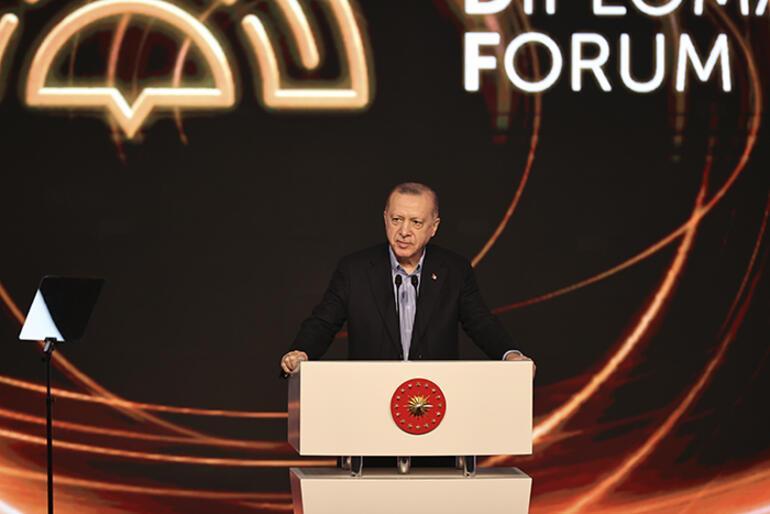 Son dakika... Cumhurbaşkanı Erdoğan: PKK ve DEAŞa karşı varlık gösteren ilk ülke biz olduk