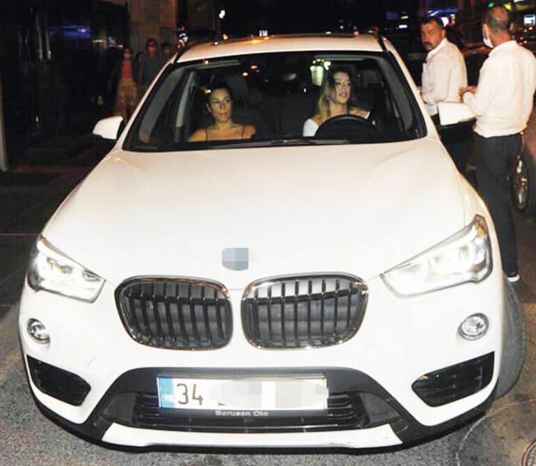 Ercan Deniz, Feyza Aktandan otomobilin iki yıllık kullanım bedeli isteniyor