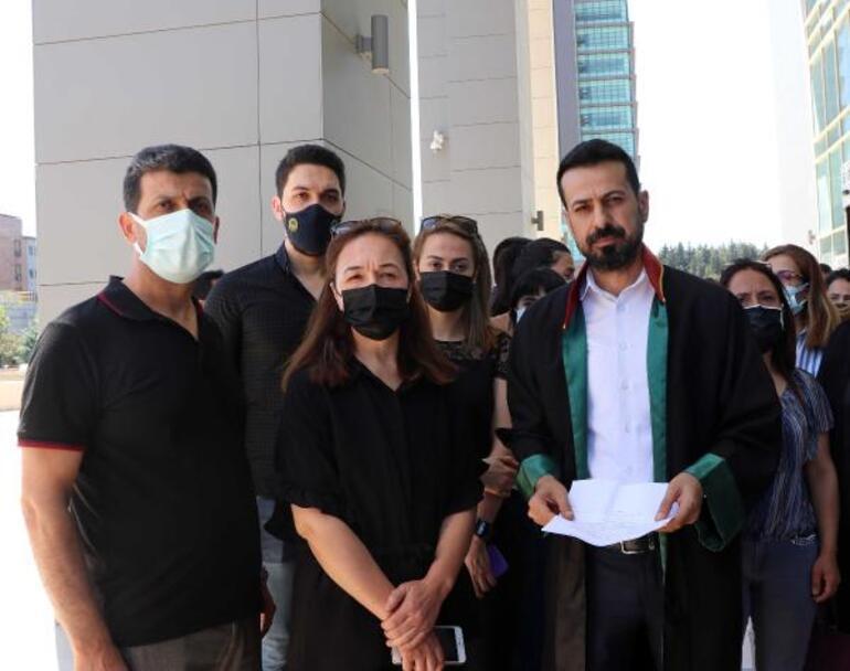 Duygu Delenin ailesi sanık Mehmet Kaplanın tahliyesine itiraz etti