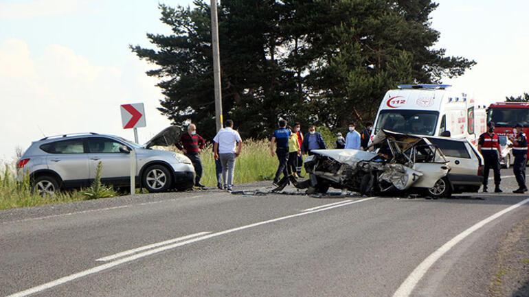 Bolu'da kafa kafaya kaza! Karı koca hayatını kaybetti, 4 kişi yaralandı -  Son Dakika Haberler