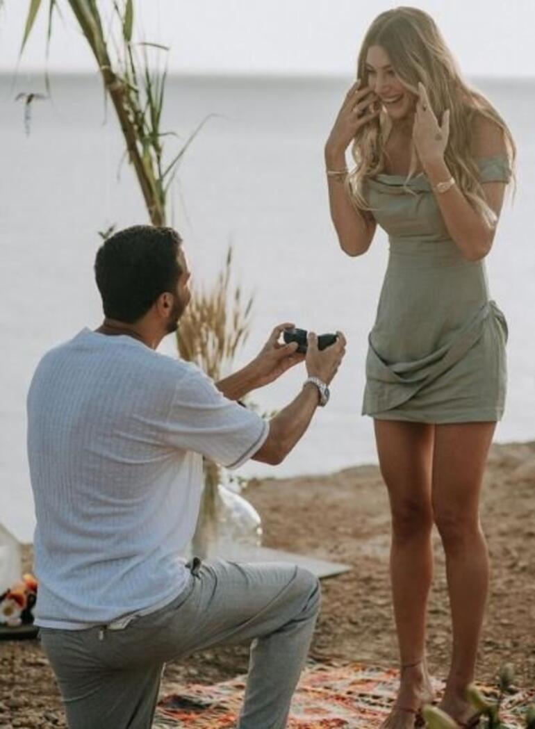Şeyma Subaşı ve sevgilisi Mohammed Alsaloussi ayrıldı Tüm fotoğrafları sildi...