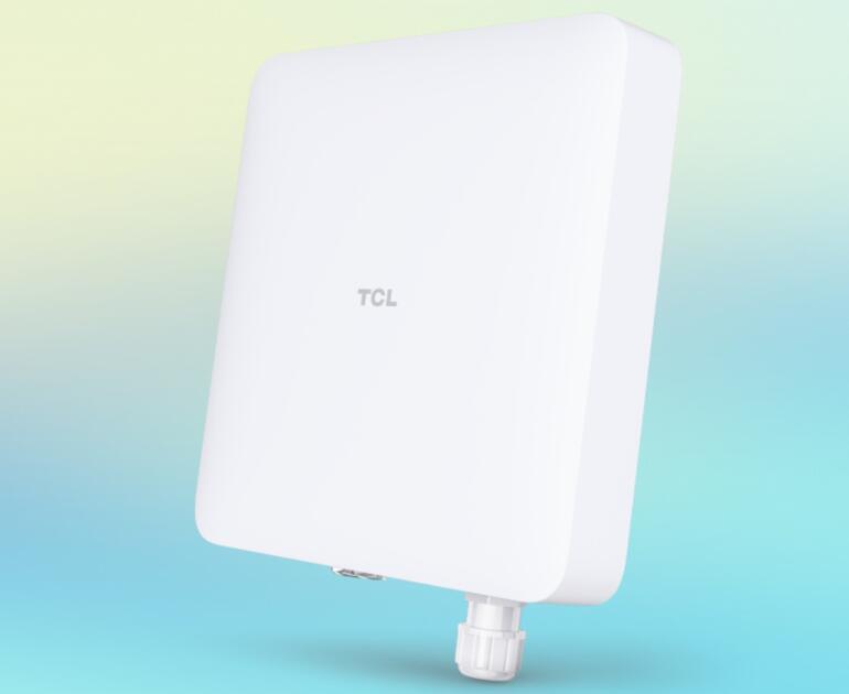 TCL, evde internet hızını artıran yeni 5G CPEyi tanıttı