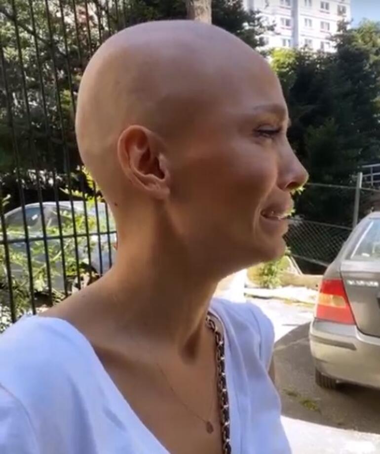 Şarkıcı Şimal güzel haberi duyurdu: Kanseri yendim