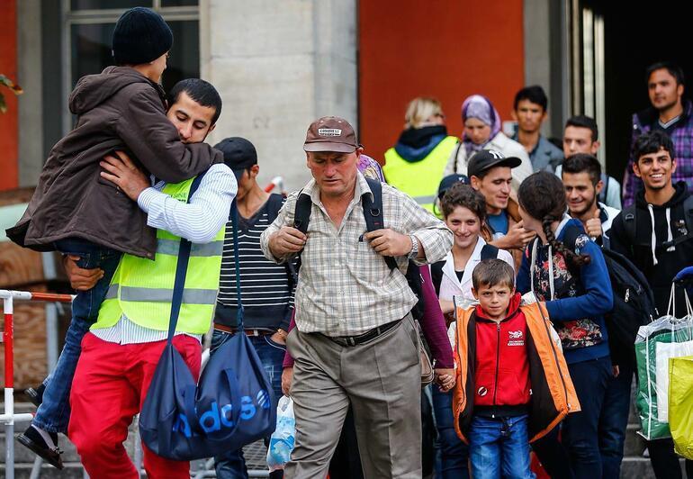 Her 4 kişiden biri göçmen kökenli