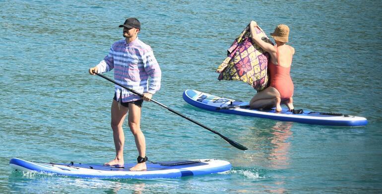Katy Perry ve Orlando Bloom, Bodrum'da