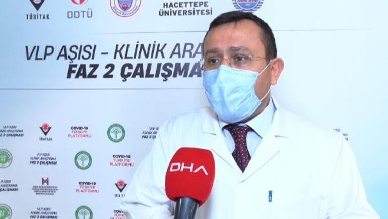 Son dakika... VLP temelli yerli aşının Faz-2 aşaması İstanbulda başladı...