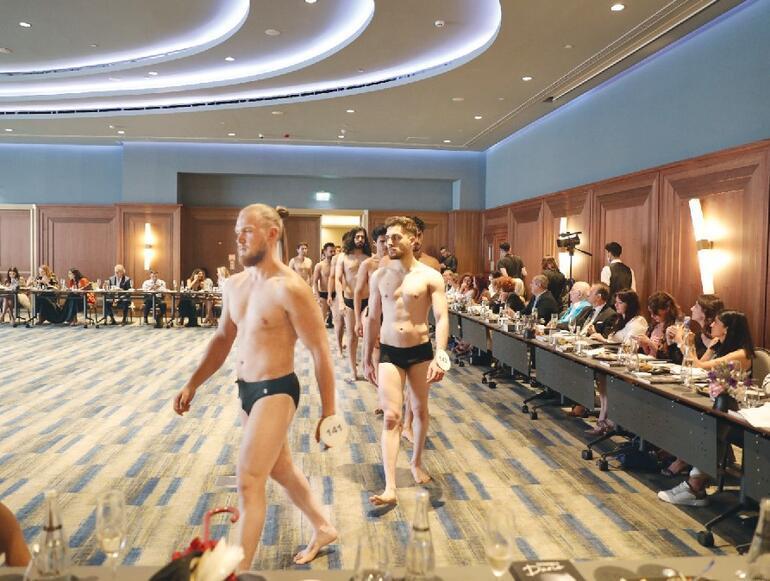 34. Best Model Türkiye yarışmacıları sansasyon yaratan o kareyi anlattı: Fotoğraf için oturduk