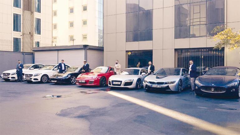 Son dakika haberler... 'Evim' görünümlü saadet zinciri Markette reyoncuydu Ferrari aldı