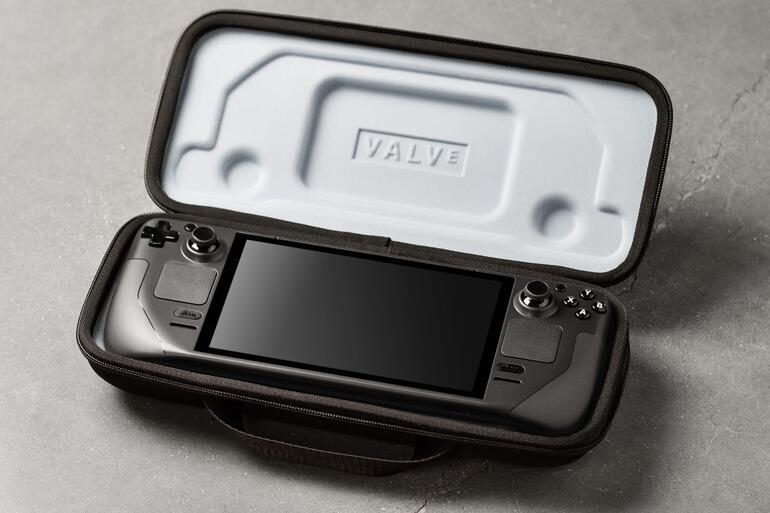 Portatif oyun konsolu Valve Steam Deck tanıtıldı İşte fiyatı ve özellikleri