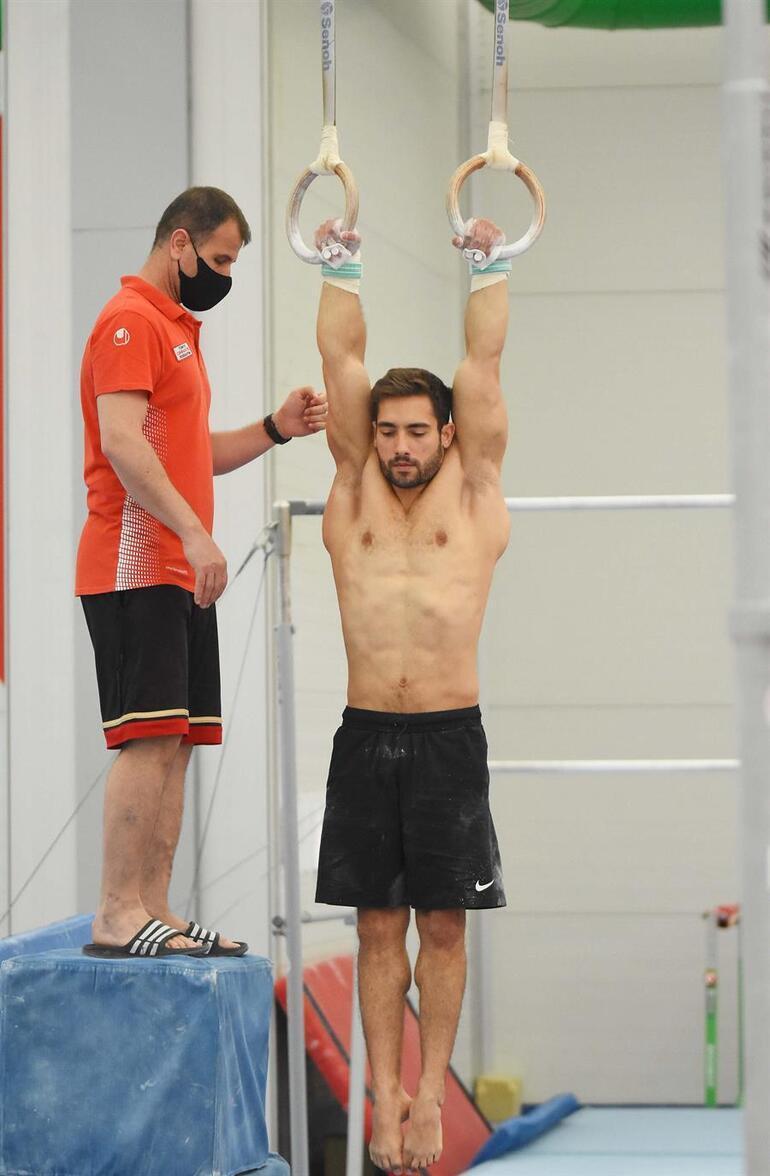 Artistik Cimnasitk Erkek Milli Takım Antrenörü Yılmaz Göktekin: Olimpiyat diğerlerine benzemez...