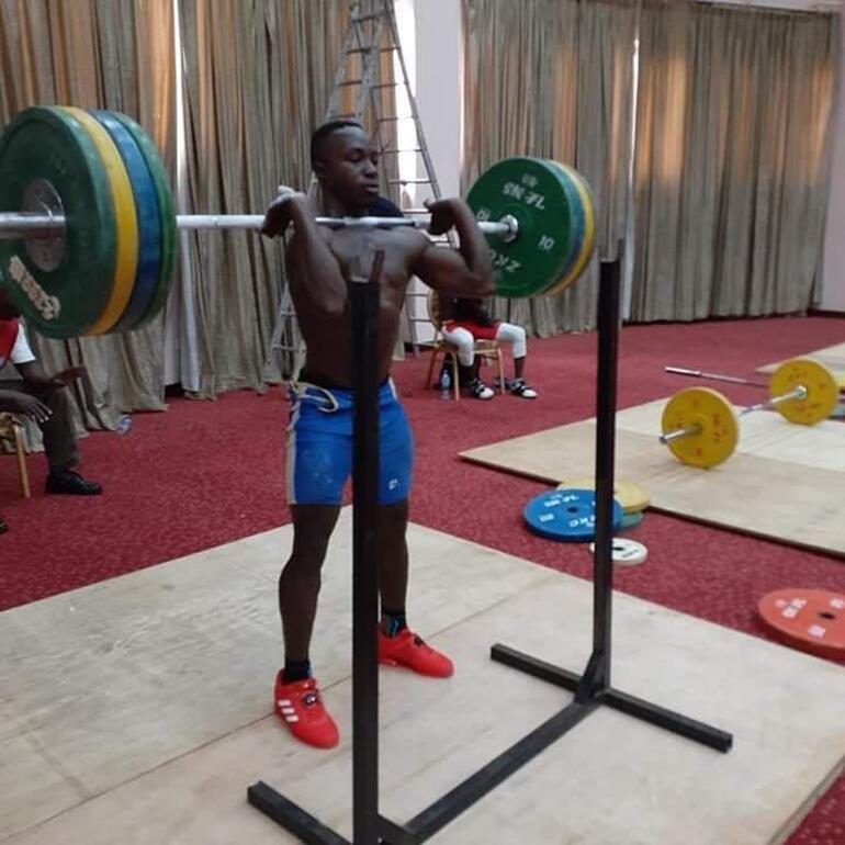 Son dakika: Tokyo 2020 Olimpiyat Oyunlarına günler kala şoke eden gelişme Ugandalı halterci kayıplara karıştı...