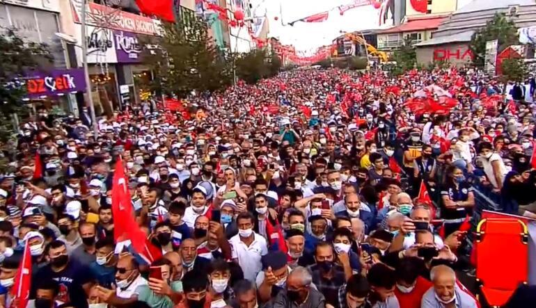 Son dakika... Rizede sel felaketi... Cumhurbaşkanı Erdoğan: O bölgeler afet bölgesi olacak