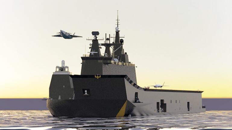 Bayraktar, Muharip İnsansız Uçak Sistemi'ni duyurdu: İlk uçuş 2023'te