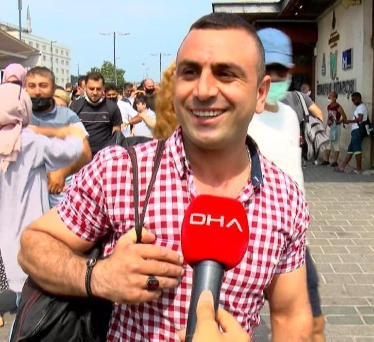 İstanbullular Adalara akın etti, vapur iskeleleri doldu taştı