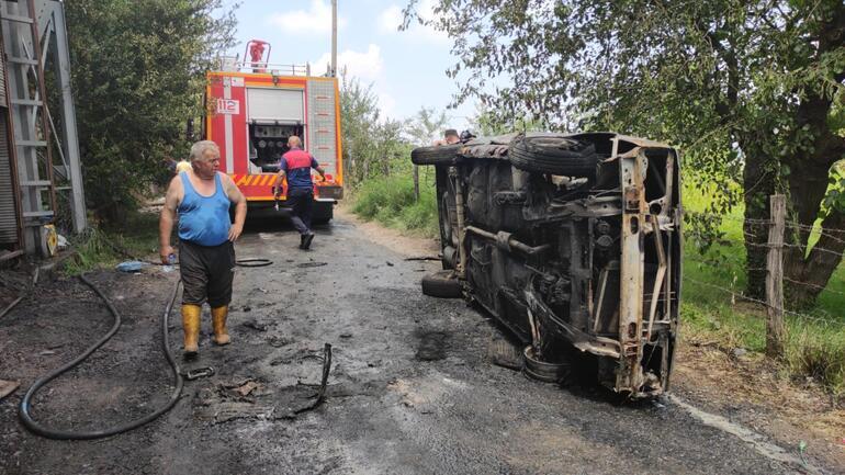 Zonguldak'ta üzücü olay Uzun süre gözyaşı döktü